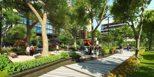 Chung cư Thăng Long City - Quy hoạch hoàn hảo và Thiết kế thân thiện - Ảnh 2.