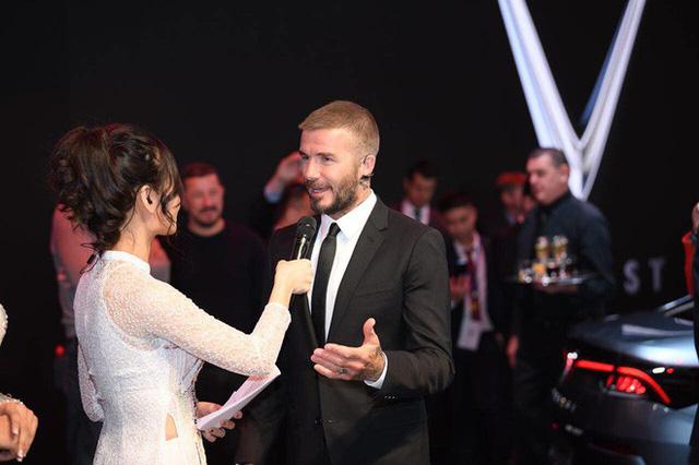 Siêu sao David Beckham: Vinfast là một sự thần kỳ đến từ Việt Nam - Ảnh 1.