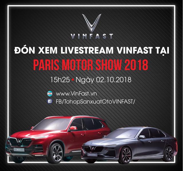 David Beckham sẽ là người đầu tiên trải nghiệm xe VinFast tại Paris Motor Show? - Ảnh 3.