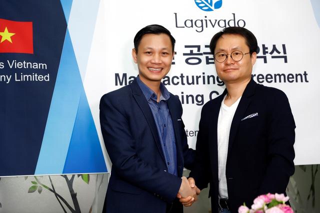 Maxcos Việt Nam ký kết thành công với đối tác Hàn Quốc, sản xuất mỹ phẩm mang thương hiệu Lagivado - Ảnh 2.