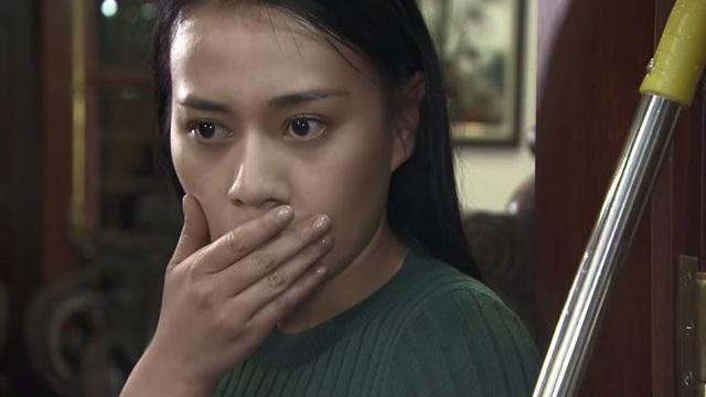 Quỳnh búp bê - Tập 14: Bị vu tội giết người, Cảnh dí dao vào cổ ông Cấn, đưa mẹ con Quỳnh bỏ trốn - Ảnh 2.