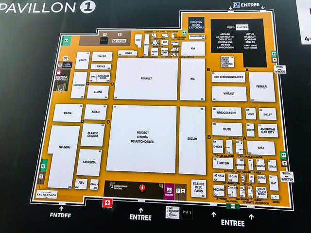 Hé lộ sân khấu VinFast tại Paris Motorshow trước giờ G - Ảnh 5.