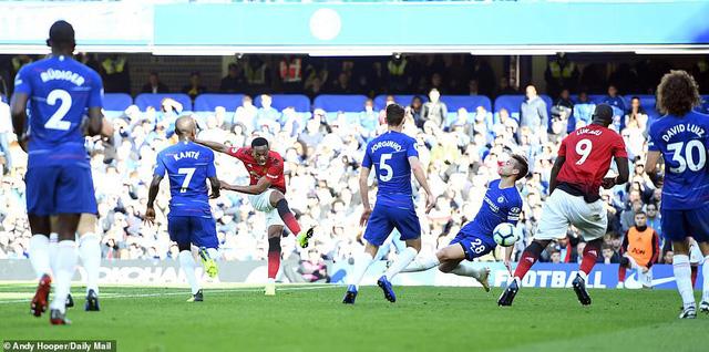 ẢNH: Chelsea hòa kịch tính trước Man Utd tại Stamford Bridge - Ảnh 11.
