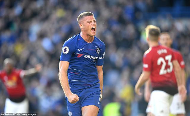ẢNH: Chelsea hòa kịch tính trước Man Utd tại Stamford Bridge - Ảnh 13.