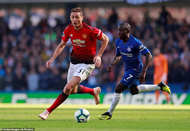 ẢNH: Chelsea hòa kịch tính trước Man Utd tại Stamford Bridge - Ảnh 3.