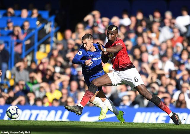 ẢNH: Chelsea hòa kịch tính trước Man Utd tại Stamford Bridge - Ảnh 5.