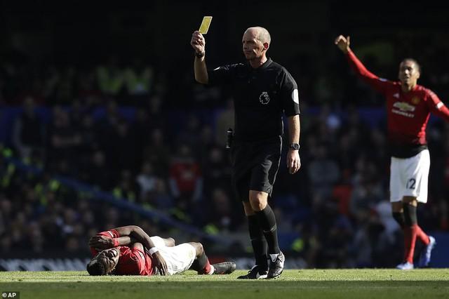 ẢNH: Chelsea hòa kịch tính trước Man Utd tại Stamford Bridge - Ảnh 6.