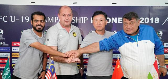 Lịch thi đấu và trực tiếp U19 châu Á 2018 ngày 20/10: U19 Ả-rập Xê-út - U19 Malaysia, U19 Tajikistan - U19 Trung Quốc - Ảnh 1.