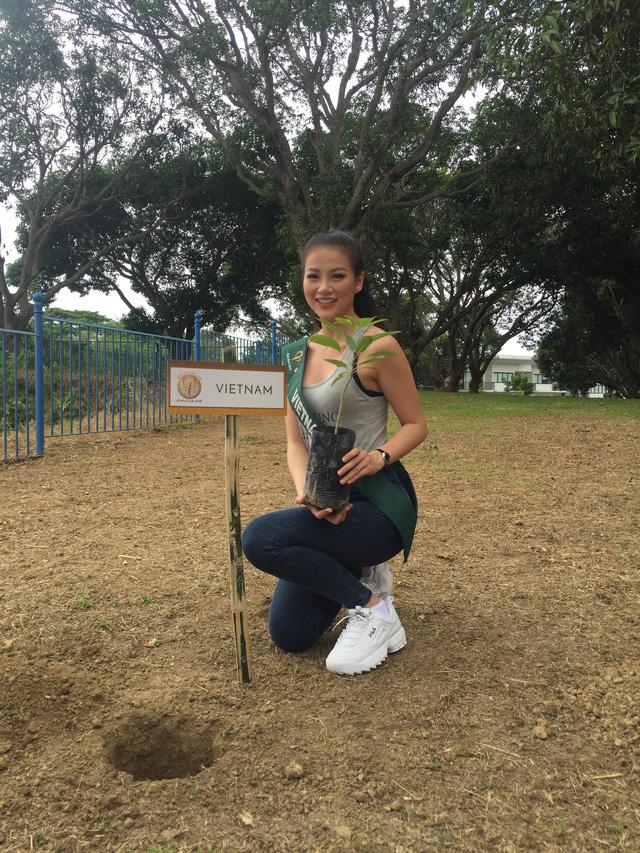 Nguyễn Phương Khánh giành giải Bạc phần thi bikini tại Miss Earth 2018 - Ảnh 3.