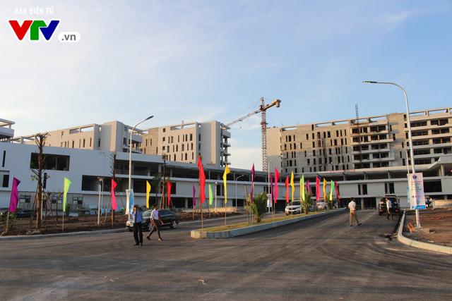 Cận cảnh Bệnh viện Bạch Mai và Bệnh viện Việt Đức cơ sở 2 tại Hà Nam - Ảnh 8.
