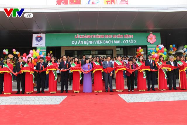 Cận cảnh Bệnh viện Bạch Mai và Bệnh viện Việt Đức cơ sở 2 tại Hà Nam - Ảnh 1.