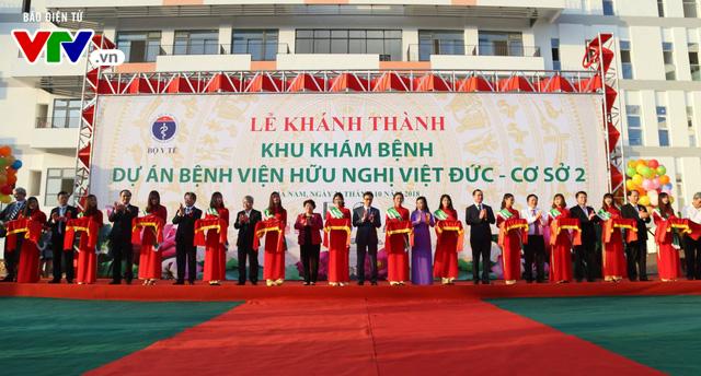 Cận cảnh Bệnh viện Bạch Mai và Bệnh viện Việt Đức cơ sở 2 tại Hà Nam - Ảnh 2.
