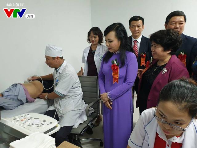 Cận cảnh Bệnh viện Bạch Mai và Bệnh viện Việt Đức cơ sở 2 tại Hà Nam - Ảnh 4.