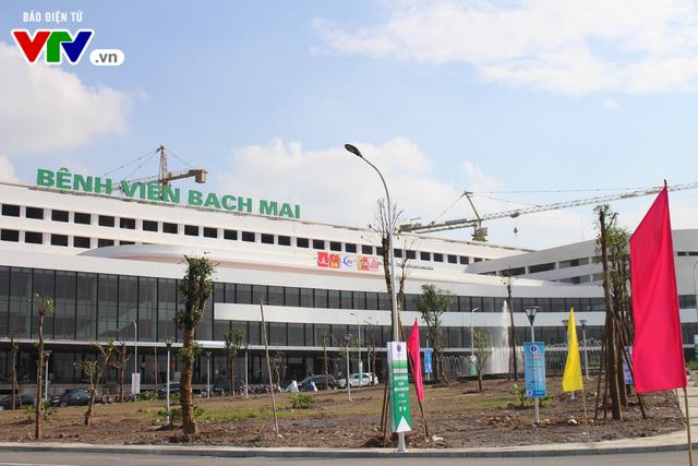 Cận cảnh Bệnh viện Bạch Mai và Bệnh viện Việt Đức cơ sở 2 tại Hà Nam - Ảnh 9.