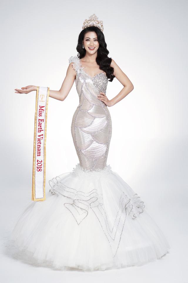 Hành trình đăng quang Hoa hậu Trái đất 2018 của Nguyễn Phương Khánh - Ảnh 9.