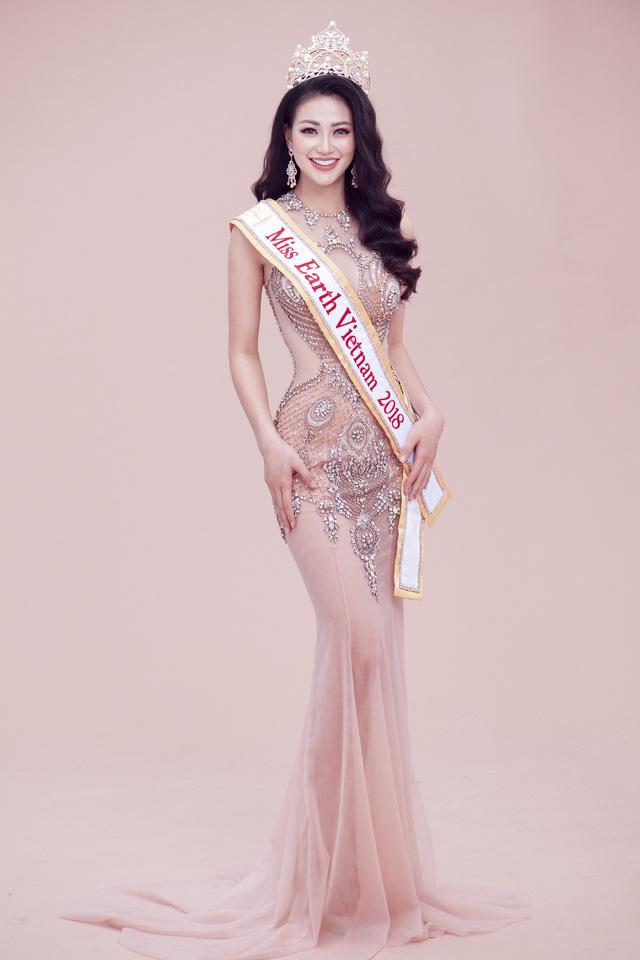 Hành trình đăng quang Hoa hậu Trái đất 2018 của Nguyễn Phương Khánh - Ảnh 3.