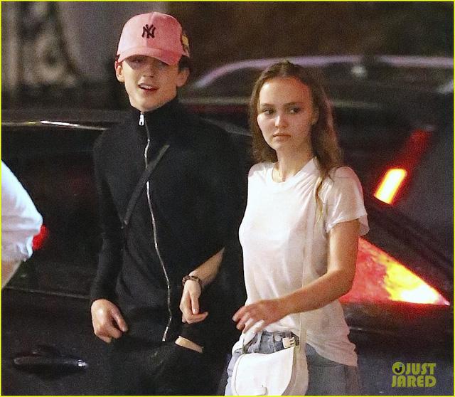 Hôn môi sao phim Call Me by Your Name, con gái Johnny Depp khẳng định tin đồn - Ảnh 5.