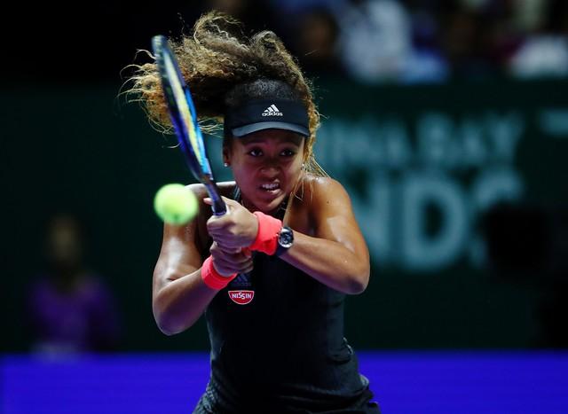 Bảng đỏ WTA Finals 2018: Kerber, Osaka thất bại trận ra quân - Ảnh 1.