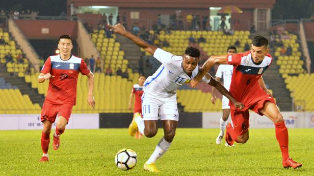 Malaysia gọi cầu thủ nhập tịch châu Phi dự AFF Suzuki Cup 2018 - Ảnh 1.