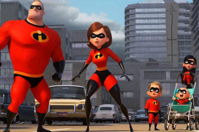 """Incredibles 2"""" có thể được đề cử giải Oscar - Ảnh 1."""