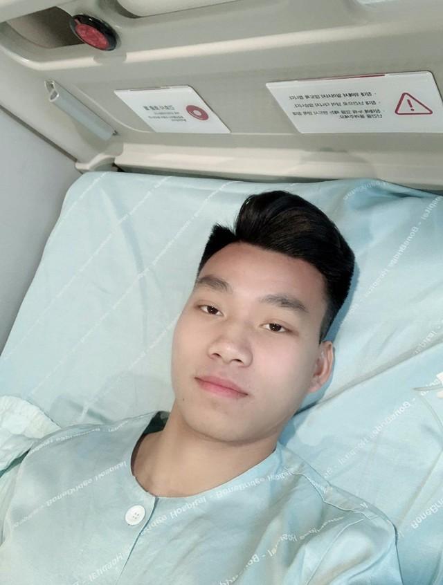 Vũ Văn Thanh phẫu thuật thành công tại Hàn Quốc - Ảnh 1.