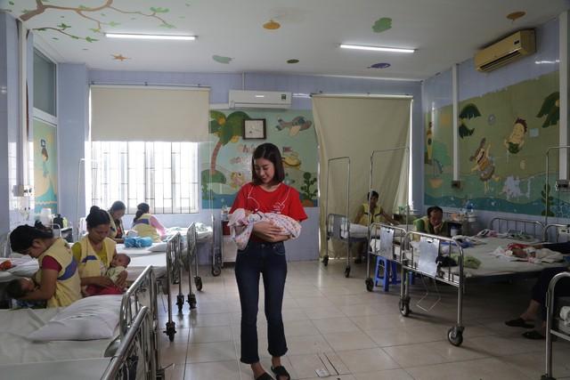 Hoa hậu Đỗ Mỹ Linh kêu gọi ủng hộ bệnh nhi tim bẩm sinh - Ảnh 8.