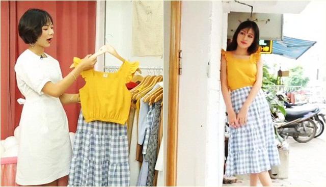 Tuyệt chiêu dành cho cô nàng thích diện áo màu vàng - Ảnh 4.