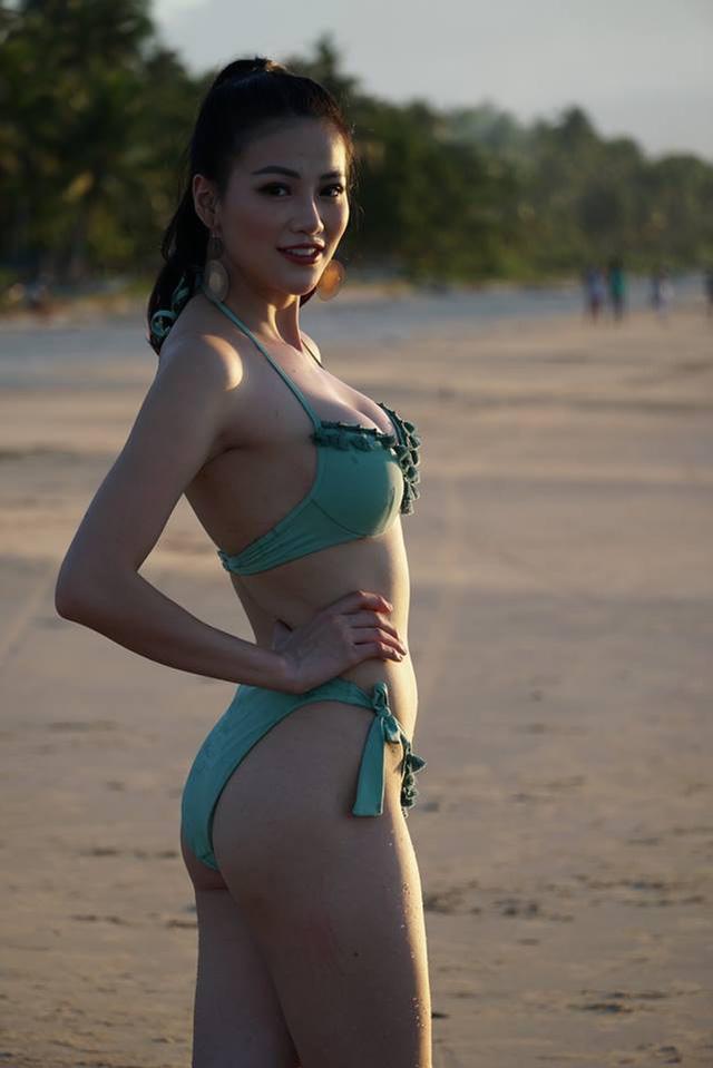 Hành trình đăng quang Hoa hậu Trái đất 2018 của Nguyễn Phương Khánh - Ảnh 6.