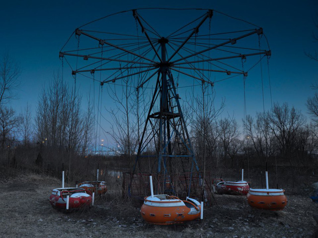 Lạnh người với 6 công viên bỏ hoang rùng rợn nhất nước Mỹ - Ảnh 1.