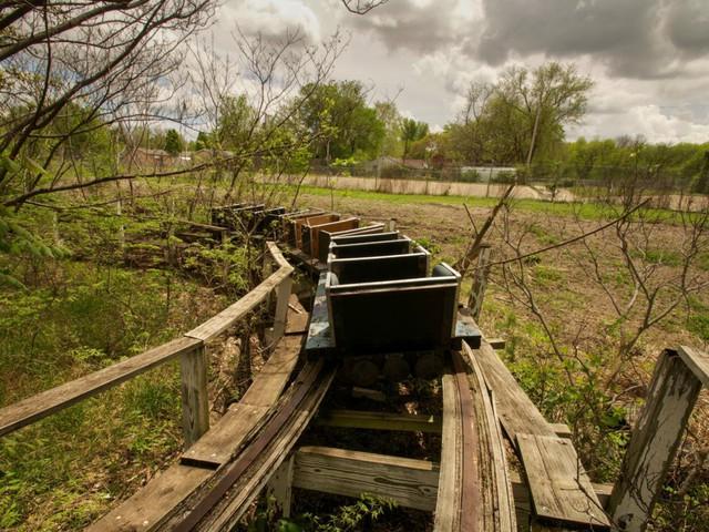 Lạnh người với 6 công viên bỏ hoang rùng rợn nhất nước Mỹ - Ảnh 7.