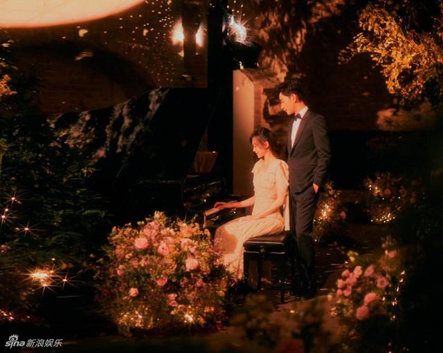 Những hình ảnh hiếm từ đám cưới của Đường Yên - La Tấn - Ảnh 9.