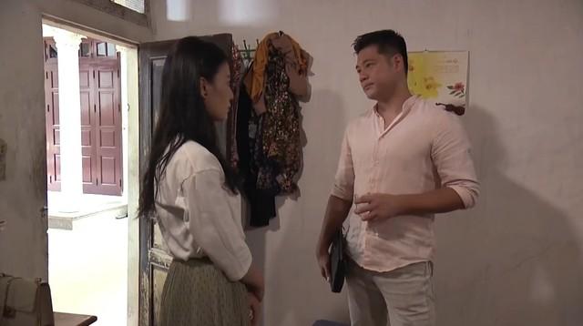 Quỳnh búp bê - Tập 21: Quỳnh được ông chủ mới bất ngờ tỏ tình - Ảnh 4.