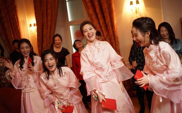 Những hình ảnh hiếm từ đám cưới của Đường Yên - La Tấn - Ảnh 3.