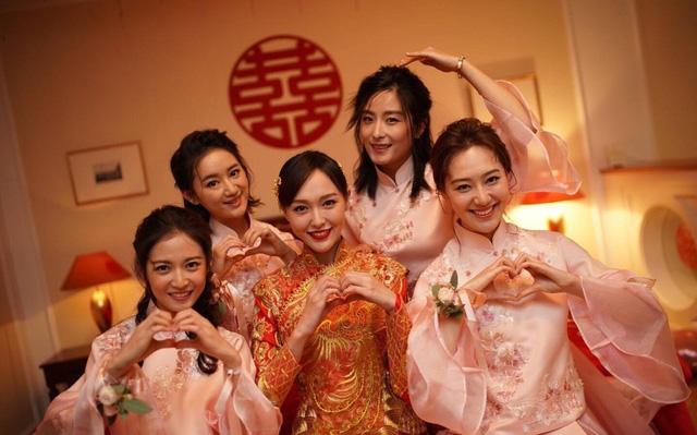 Những hình ảnh hiếm từ đám cưới của Đường Yên - La Tấn - Ảnh 2.