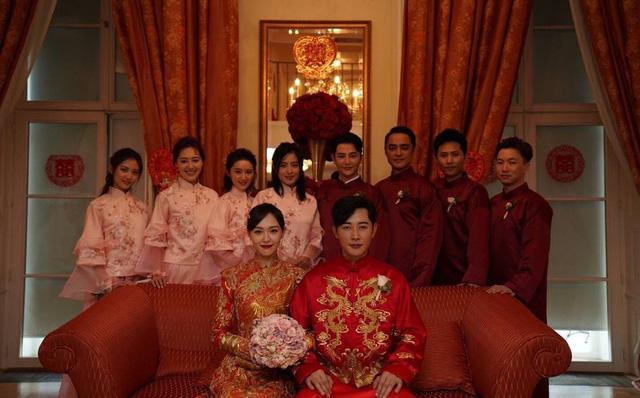 Những hình ảnh hiếm từ đám cưới của Đường Yên - La Tấn - Ảnh 1.