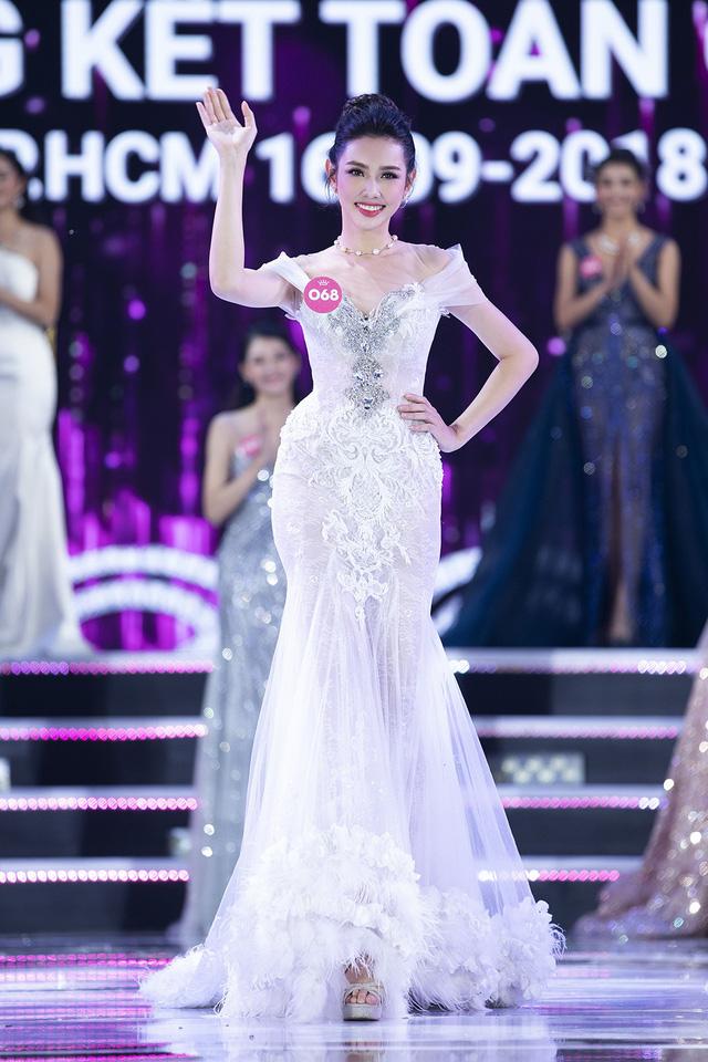 Đây là người đẹp thay Á hậu 2 Thúy An dự thi Hoa hậu Quốc tế 2018 - Ảnh 4.