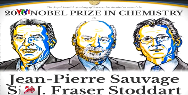 Nhìn lại dấu ấn giải Nobel Hóa học - Ảnh 1.