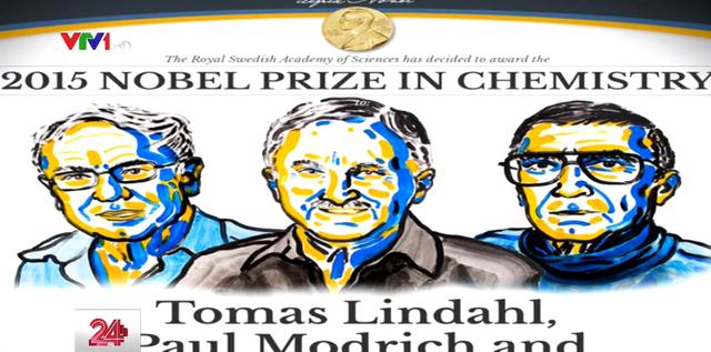 Nhìn lại dấu ấn giải Nobel Hóa học - Ảnh 2.