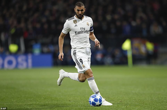 ĐHTB lượt trận 4 Champions League: Sao tấn công Man City và Real Madrid lấn lướt - Ảnh 5.