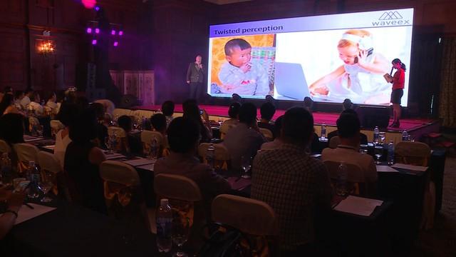 Công nghệ chống bức xạ điện từ bảo vệ sức khỏe đến Việt Nam - Ảnh 1.