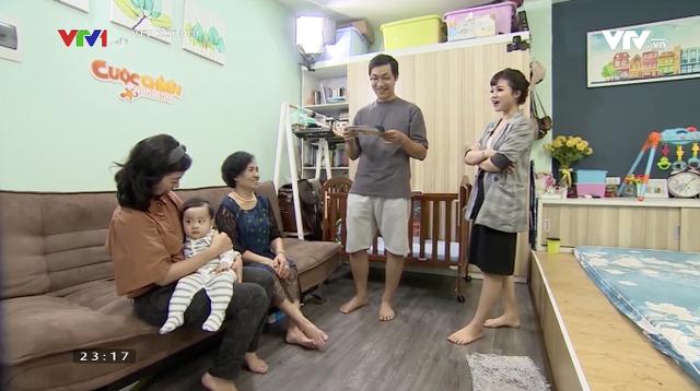 Cuộc chiến nuôi con - Sân chơi thực tế thú vị cho các gia đình trẻ - Ảnh 1.