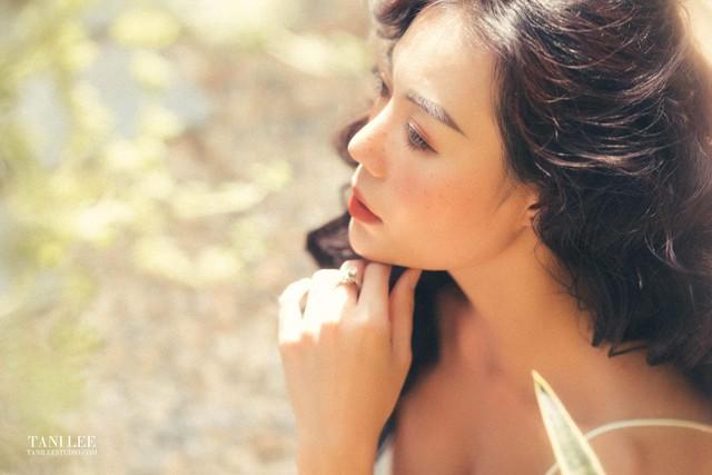 Diễn viên Thanh Hương để mặt tàn nhang hút ánh nhìn trong bộ ảnh mới - Ảnh 7.