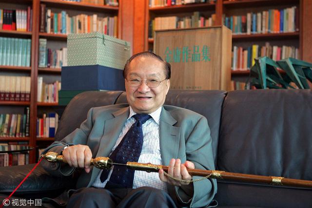 Nhà văn Kim Dung qua đời trong vòng tay của gia đình, không lời trăng trối - Ảnh 1.