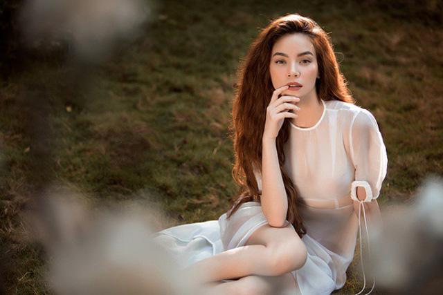 Hồ Ngọc Hà đẹp tựa nữ thần trong loạt ảnh mới - Ảnh 8.
