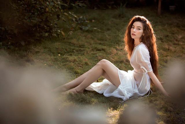 Hồ Ngọc Hà đẹp tựa nữ thần trong loạt ảnh mới - Ảnh 7.