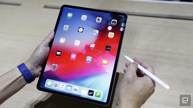 Giá bán toát mồ hôi của iPad Pro, MacBook Air và Mac Mini mới - Ảnh 1.