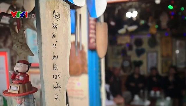 Quán cà phê kỳ quái tại Đà Lạt dịp lễ hội Halloween - Ảnh 2.