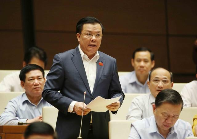 Bộ trưởng Bộ Tài chính nói gì về hàng nghìn tỷ nợ đọng thuế không có khả năng thu hồi? - Ảnh 2.