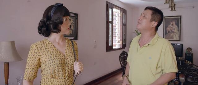 Yêu thì ghét thôi - Tập 10: Bà Diễm muối mặt đi xin lỗi tình cũ, Trang xót xa vì Du làm shipper - Ảnh 1.