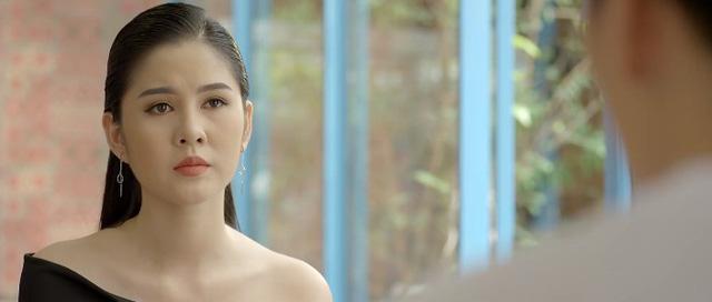 Yêu thì ghét thôi - Tập 10: Bà Diễm muối mặt đi xin lỗi tình cũ, Trang xót xa vì Du làm shipper - Ảnh 3.